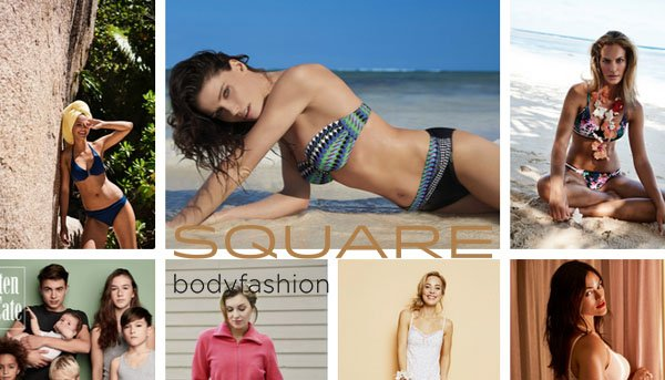 Square Beek - Bodyfashion
